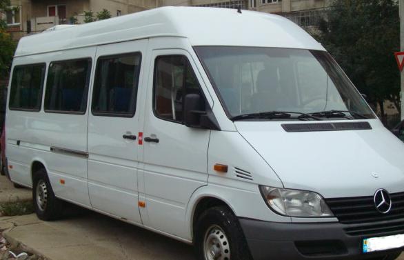 Din 4 decembrie apare un nou traseu de microbuz