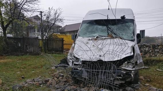 Accident cu victime noaptea trecută în Piatra Neamţ