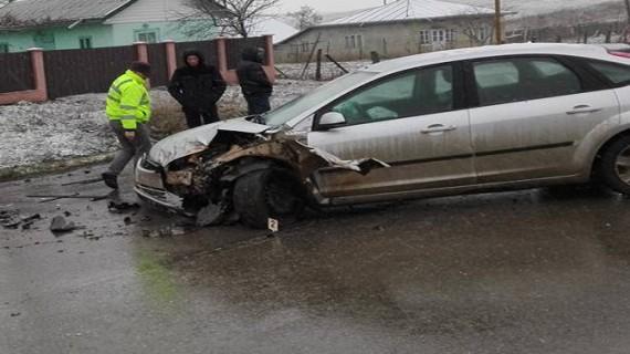 Accident cumplit în această dimineaţă, în judeţul Botoşani