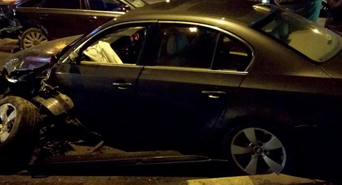 Blestemul accidentelor în Suceava. Dezastru la semafor