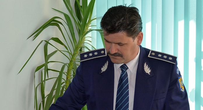 Mutare surpriză la vârful Poliției Iași