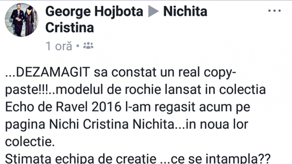 Ce a fost și ce ajuns Cristina Nichita!