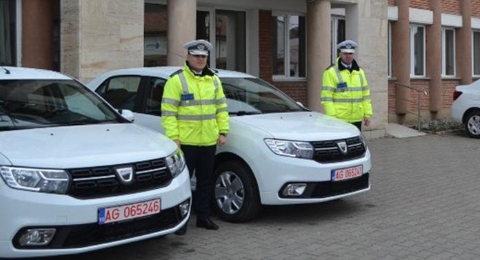 Poliția ieșeană, dotată cu mașini noi