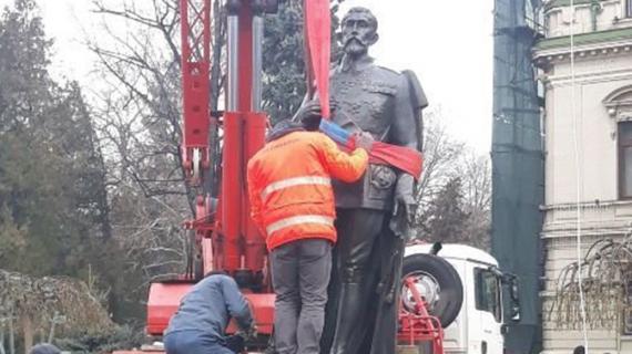 Statuia Regelui Ferdinand I va fi amplasata în Copou