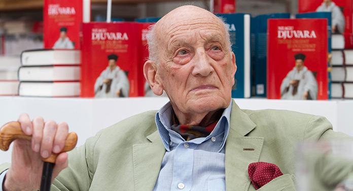 Neagu Djuvara a murit la 25 ianuarie 2018. Detalii din viața acestuia
