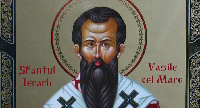 600.000 de români își serbează ziua numelui. Cine a fost Sfântul Vasile