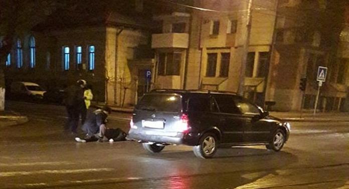 Un nou accident în Botoşani, în această dimineaţă