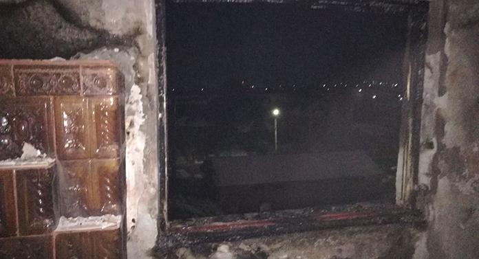 Incendiu în această dimineață în Neamț. Aproape 200 de persoane au fost evacuate