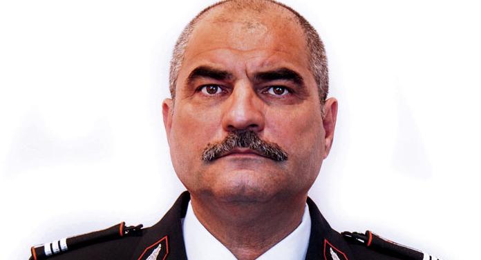 Șef nou la ISU Iași