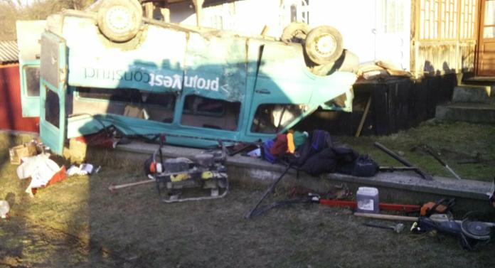 Accident cumplit în această dimineaţă în Neamţ. O persoană a murit!