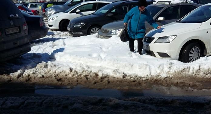 Boboteaza aduce ninsori și temperaturi scăzute la Iași