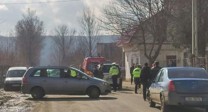 Cine este tânărul împușcat astăzi în cap de un polițist din Vaslui?