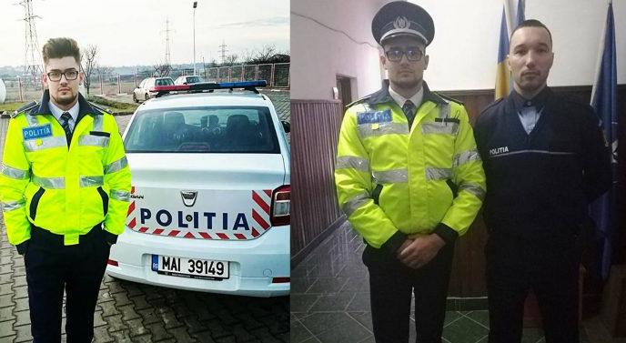 Fiul comisarului șef Buculei a salvat două fete de la înec