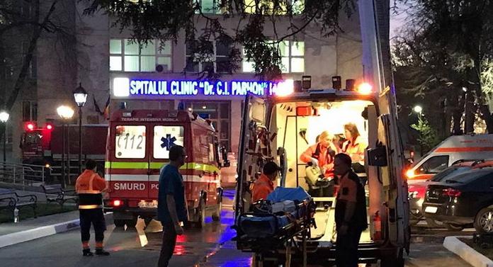 Pagubă de un milion de euro și un pacient decedat, după incendiul de la Institutul de Boli Cardiovasculare