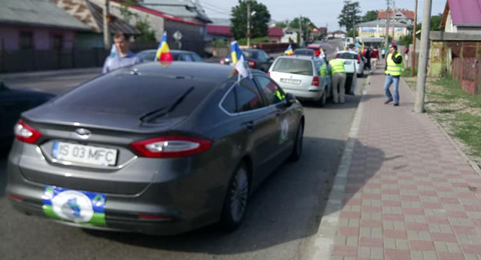 Asociațiile ieșene pentru autostradă vor protesta la București