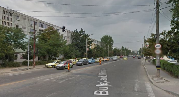 Restricții de circulație pe bulevardul Primăverii