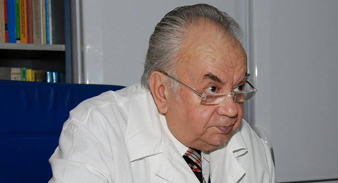 A decedat Profesorul universitar Constantin Milică