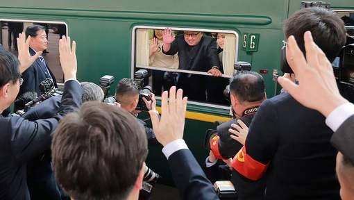 Kim Jong-Un tren