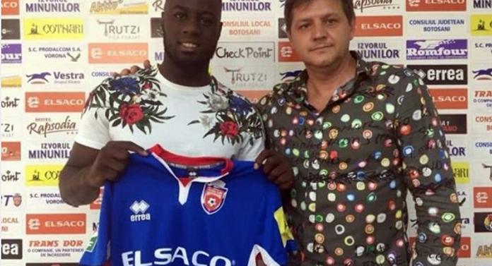 Fundaș din Curacao la FC Botoșani