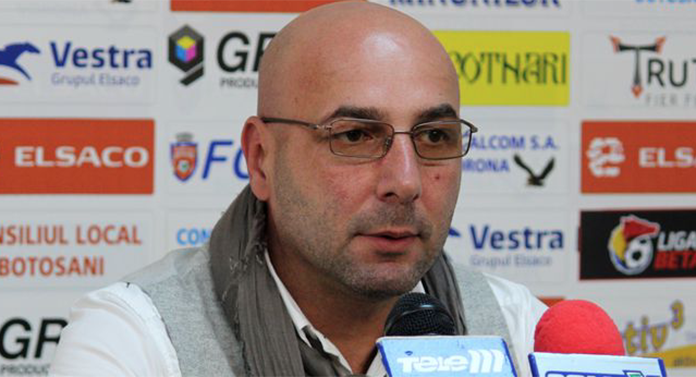 Anton Heleșteanu, șeful Departamentului de Scouting la Politehnica Iași