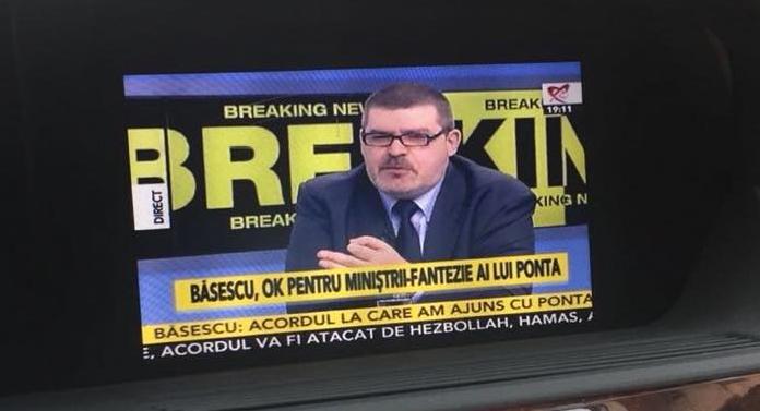 Proaspăt dat afară, Harabagiu dă de pământ cu Ponta şi Rareş Bogdan. Acuzaţii incredibile!