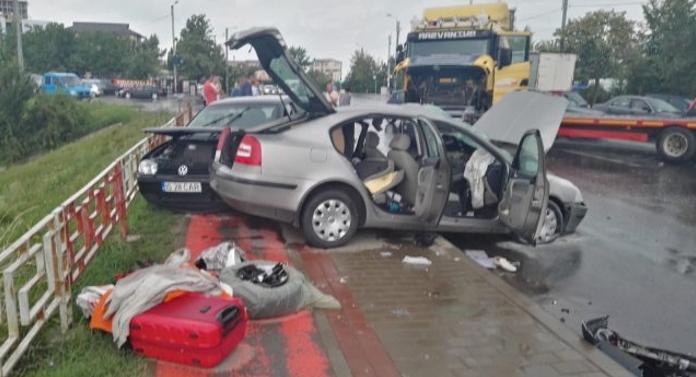 Fost colonel de Poliţie, decedat într-un accident rutier în CUG