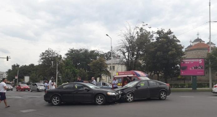 Directorul Teatrului Naţional, implicat într-un accident grav