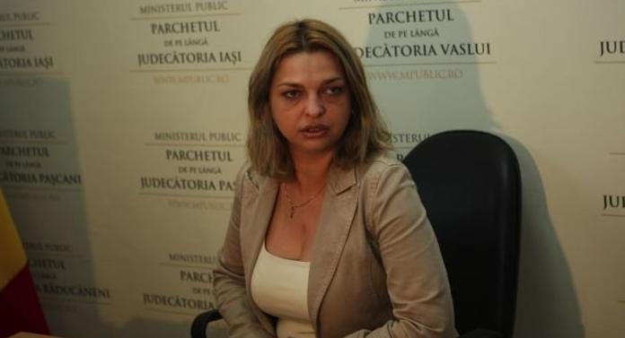 Șef nou la Parchetul de pe lângă Tribunalul Iași