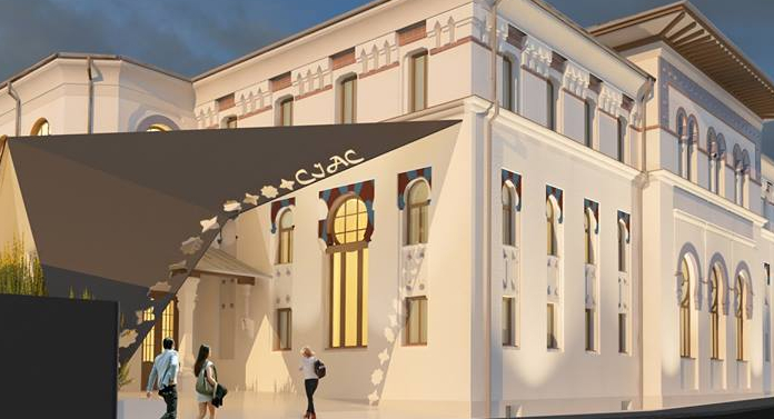 Cum va arătat Baia Turcească după restaurare