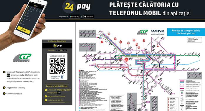În sfârșit, biletele de călătorie vor putea fi cumpărate și cu telefonul mobil