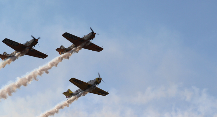 Programul show-ului aviatic de sâmbătă, de la Suceava
