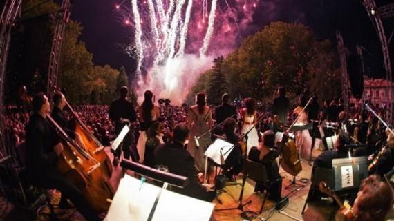 Mii de persoane la spectacolul Operei Naționale Iași