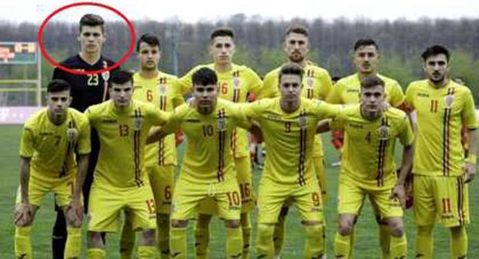 Acuzat de furt, Târnovanu a fost dat afară de la națională