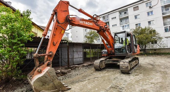 Primăria Iași va demola mai multe garaje din zona centrală a orașului