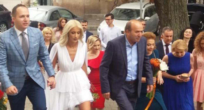 Petrecere la Iași. Fiul lui Toader s-a căsătorit