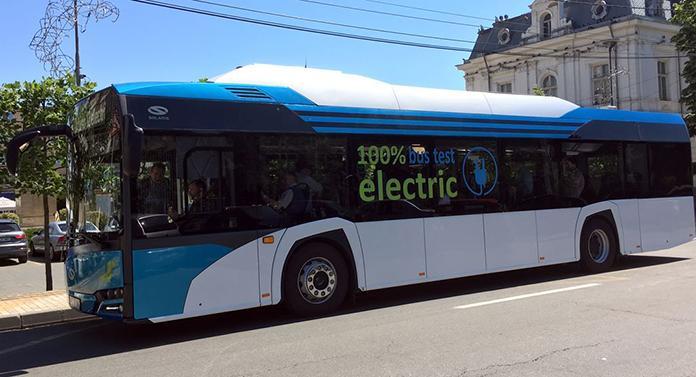 Chinezii vor fabrică de autobuze electrice la Industrial Park Miroslava