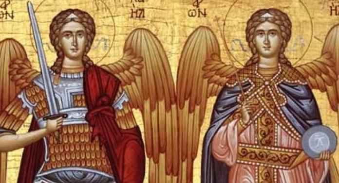 Sărbătoarea Sfinţilor Arhangheli Mihail şi Gavriil