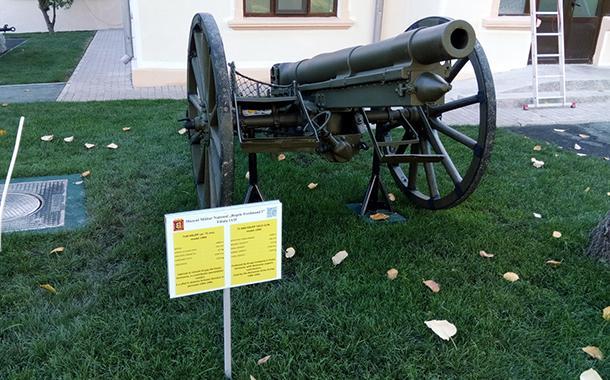 Inaugurarea Muzeului Militar Iași