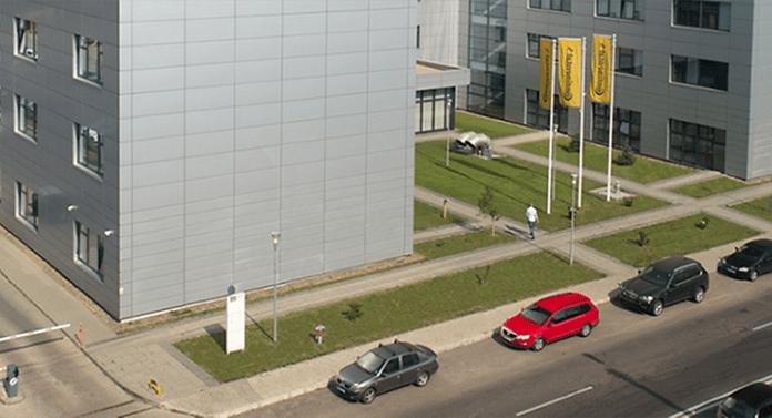 Sediu mai mare pentru Continental pe bulevardul Poitiers