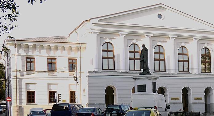 Consiliul Judeţean a preluat clădirea Filarmonicii