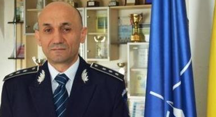 Comisarul șef Adrian Buga, singurul candidat la șefia IPJ Suceava