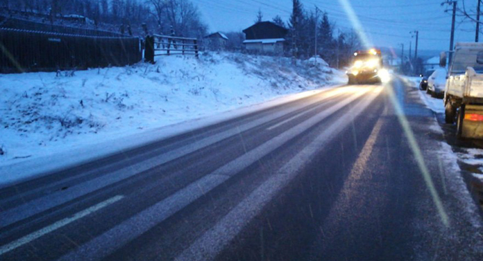 Cum se circulă pe drumurile din Moldova la această oră