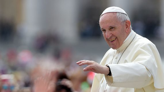 Platformă de înscrieri online pentru întâlnirea cu papa Francisc la Iaşi pe 1 iunie