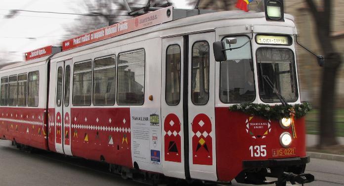 Modificări ale circulației tramvaielor de pe traseul 7
