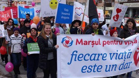 Marș pentru viață