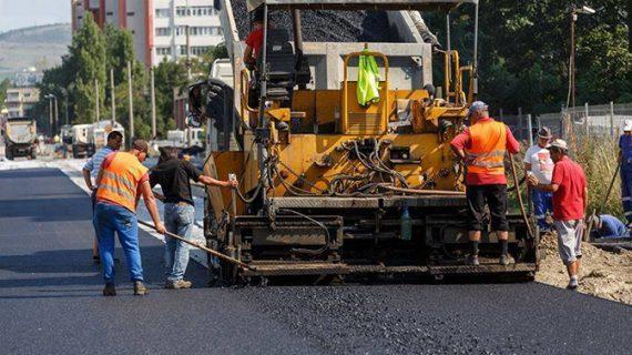 """Una dintre cele mai """"ciuruite"""" străzi din municipiul Botoșani va fi reabilitată"""