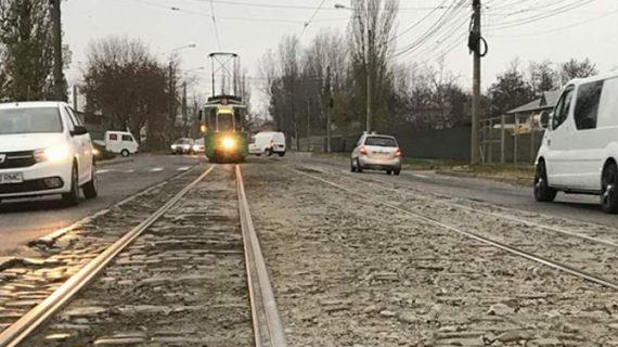 Lucrări pentru refacerea liniilor de tramvai