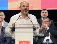 Maricel Popa, discurs şi organizare de toată jena la alegerile PSD Iaşi