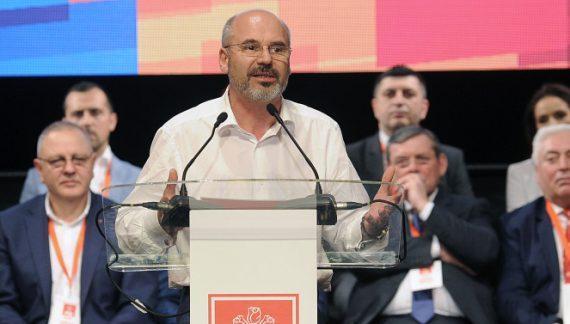 Preşedintele PSD Iaşi se visează primar! Discursul de sâmbătă îl ajută!