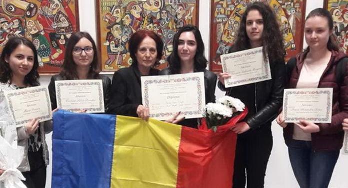 Elevă din Bacău, pe podium la Olimpiada Internațională de Limba și literatura latină